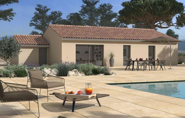 vente maison moderne piscine beziers