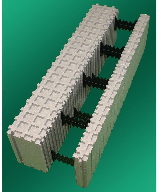 blocs MAISON polystyrene